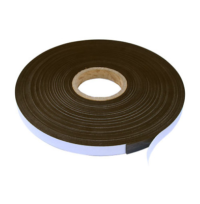Self Adhesive Magnetic Tape Strips 13mm Flexible Sticky Craft Magnet Strip