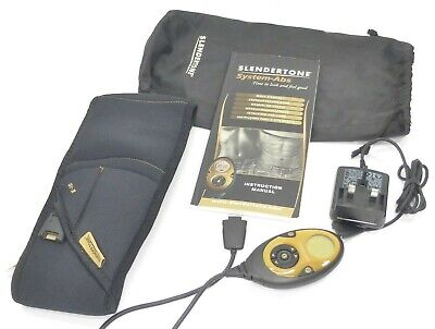 "Slendertone System-Abs E10 Electronic Toning Belt Fits Waists 24""- 44"""