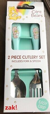 Care Bears  Baby 2 Piece Cutlery Set New In Box