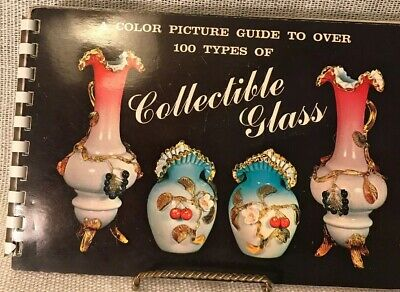 A Color Picture Guide To Over 100 Types Of Collectible Glass Including Heisey