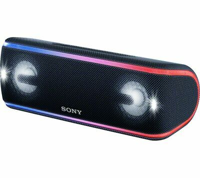 Sony Srs-Xb41 Portable Bluetooth 4.2 Wireless Speaker Black Rechargeable Usb