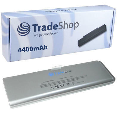 "Polímero Batería 4400mAh para Apple Macbook pro 15"" (Aluminio Unibody Late 2008)"