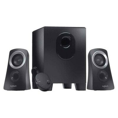 Logitech Speaker System Black Z313 - PC - BRAND NEW
