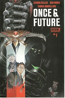 Once And Future #1 Boom First Print NM Kieron Gillen
