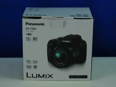 Panasonic Lumix DMC fz82 Kamera Bridge 18MP Digitalkamera WiFi DEFEKT
