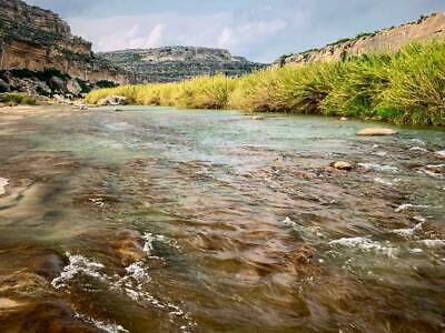 104.16 Acre Superb Location! West Texas Ranch 8 And 12 Wonder Ranch !old Deed !