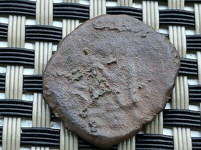 "Hearclius, Heraclius Constantine And Martina 610-641Ad Ae Follis Large ""M"""