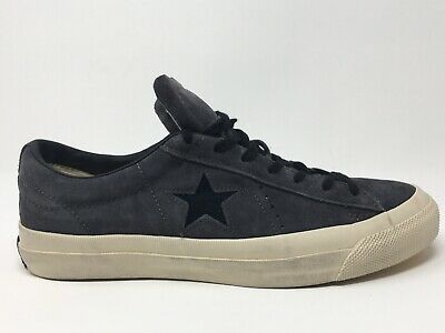 CONVERSE X JOHN VARVATOS ONE STAR OX SHOES SIZE MENS 10 $125 145381C