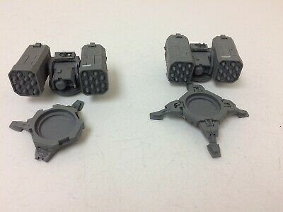 Warhammer 40k Space Marines Air Defence Missile Launcher (2)