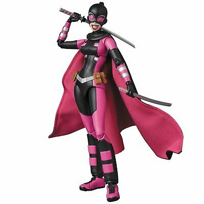 Medicom MAFEX Evil Gwenpool No. 083 Action Figure