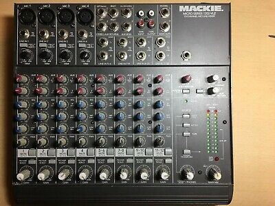 PHILIPS SATURN MCC 3500 Professional On-Air Broadcast Mixer