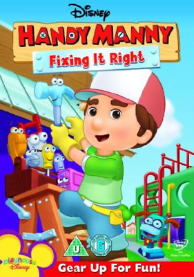 Handy Manny: Fixing It Right DVD NEW