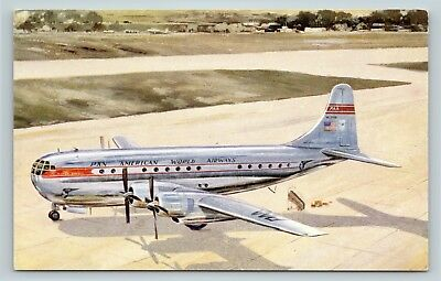 Aviation Boeing 377 Stratocruiser Airlife S Classic Airliners