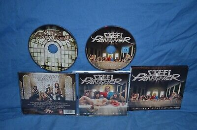 Steel Panther 'All You Can Eat' CD/DVD Slipcase. Poison