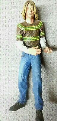 Nirvana Kurt Cobain Figure NECA 2006 The End Of Music (No Guitar)