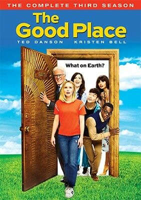 THE GOOD PLACE TV SERIES COMPLETE THIRD SEASON 3 New Sealed DVD