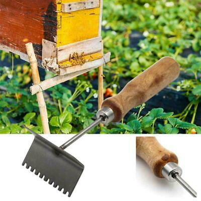 Queen Bee Excluder Cleaner Cleaning Tool Cleaner Beekeeping Equip Y6P9