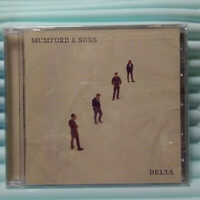 Mumford And Sons Delta 2018 Brand New CD Factory Sealed