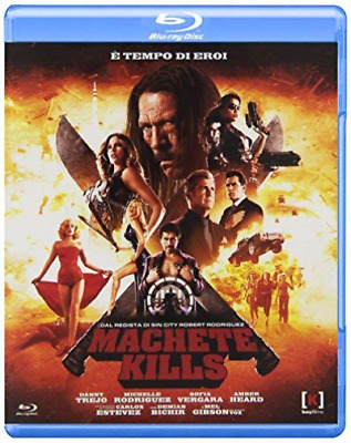 Movie-Machete / Machete Kills (2 Blu-Ray) - (Italian Import) Blu-Ray NEW