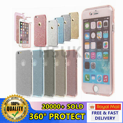 Case for Apple iPhone 6s 7 8 Plus XR XS MAX Cover ShockProof 360 Hybrid Silicone