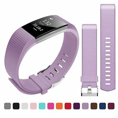 Fitbit Charge 2 Wrist Straps Wristbands,Best Replacement Accessory Watch S-L NEW