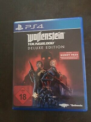 Wolfenstein Youngblood - Deluxe Edition [PlayStation 4]