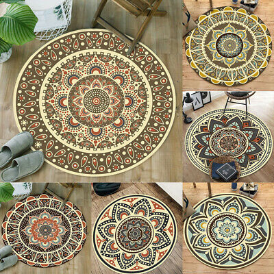 Large Modern Floral Geometric Area Rugs Floor Carpet Mat Kitchen Dining Living