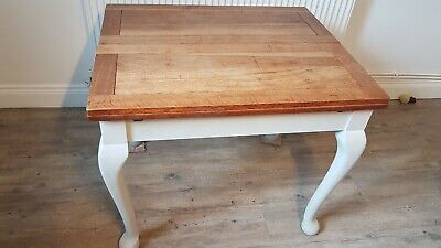 Victorian Solid Oak Extending Dining Table