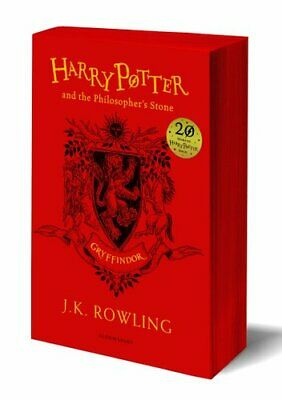Harry Potter and the Philosopher's Stone - Gryffindor Edition 9781408883730