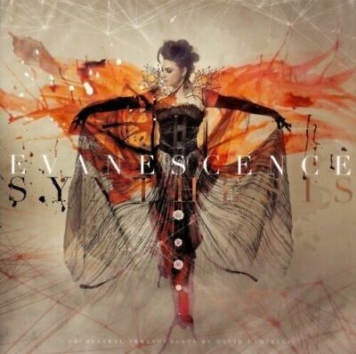 2CD Evanescence - Synthesis 2CD -brand new & sealed