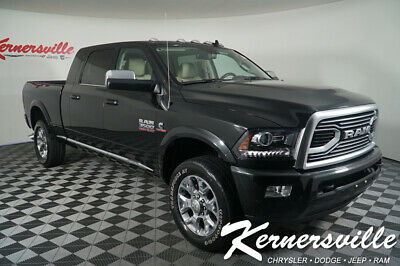2018 Ram 3500 Limited Used 2018 RAM 3500 Limited 4x4 Diesel Pickup Truck 31Dodge 191361A