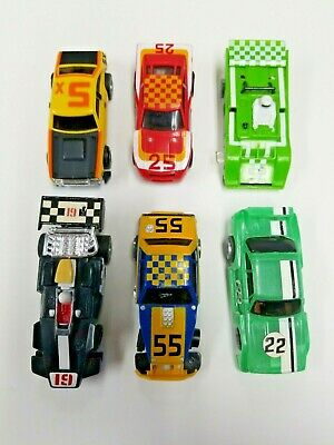 Tcr Ideal Ho Slotless Slotcar Used Car Lot Non Tested See Photos For Condition