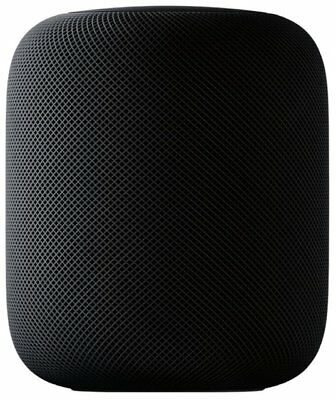 Apple HomePod Wireless Smart Speaker - Space Gray MQHW2LL/A
