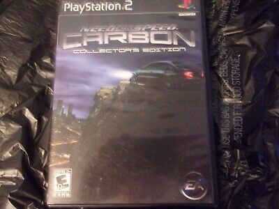 NEED FOR SPEED: Carbon Collector's Edition (PlayStation 2