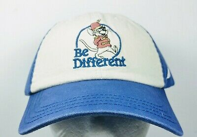 NWT Disney Parks Dumbo Timothy The Mouse Be Different Adjustable Strapback Hat