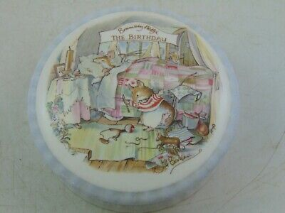 Brambly Hedge The Birthday Trinket Box