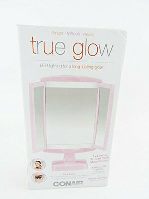 True Glow 23684 LED Magnifying Mirror