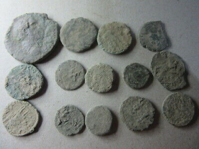 Ancient roman coins lot 1