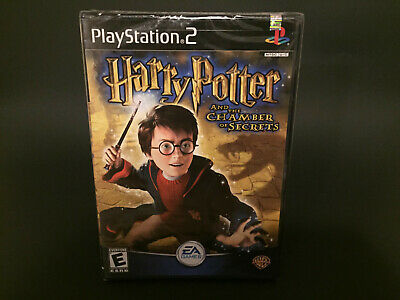 Harry Potter and the Chamber of Secrets Sealed (Sony PlayStation 2, 2002)