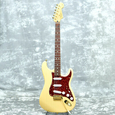 Fender Mexico / Deluxe Players Stratocaster Honey Blonde 2004's