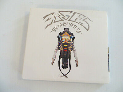 EAGLES – The Very Best Of - 2xCD 2003 Warner - COUNTRY ROCK