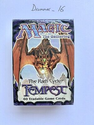 MTG - Tempest - Starter Deck - Sealed