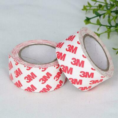 12mm*4m Double-sided White Super Strong environmentally Tape Adhesive F8T4