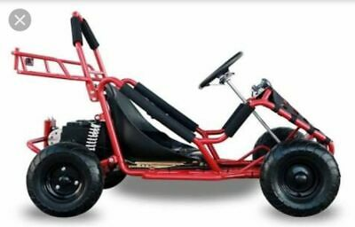 Foxico 48v electric off road go-kart buggy, new upgraded batteries