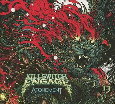 KILLSWITCH ENGAGE Atonement CD NEW .cp
