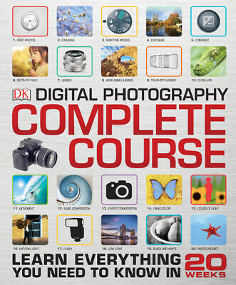 Digital Photography Complete Course PDF Ebook with Resell Rights + Free Shipping