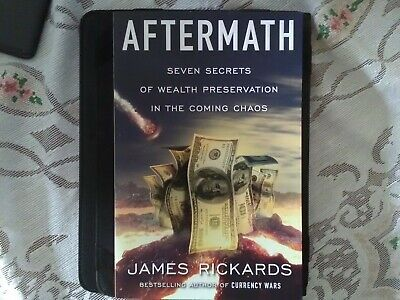Aftermath by James Rickards (author)