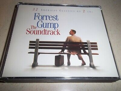 Forrest Gump, The Soundtrack, 2 CD set