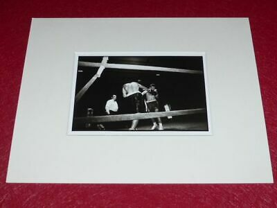 [PHOTOGRAPHIE] JAMES A. FOX (Agence MAGNUM) ARGENTIQUE BOXE (238)