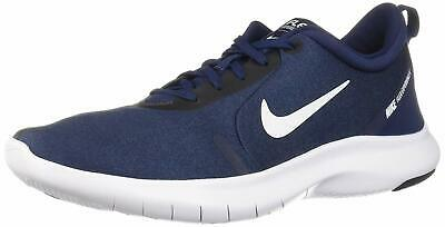 Nike Mens Flex Experience Rn 8 Low Top Lace Up Golf Shoes, Blue, Size 13.0 oYG1